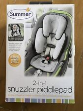 Summer 2-in-1 snuzzler piddlepad