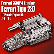 Model Factory Hiro 1/12 Ferrari 330P4 Engine kit