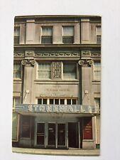 Stonewall Jackson Hotel Clarksburg West Virginia Unposted Vintage Postcard