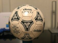 Adidas Etrusco Unico Official Match Ball Of Fifa World Cup Italy 1990