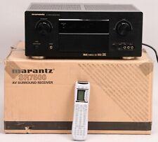 Marantz SR 7500 AV Surround Receiver 7.1 CH 135W Bundle w Remote Box SR7500/U1B