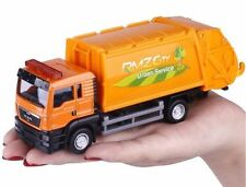 Unbranded Contemporary Diecast Garbage Trucks