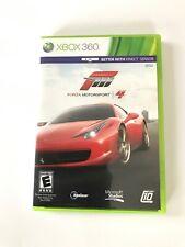 Forza Motorsport 4 Xbox 360, Xbox Live, Kinect