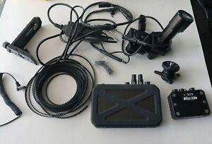 Kessler Cinedrive  Motion Control setup- Brain, Axis 1 module, Motor & More