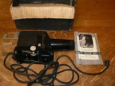 Vintage Kodaslide Model 2A Kodak Slide Projector Model 2A Parts or Repair AS-IS