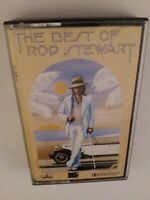 The Best Of Rod Stewart : Vintage Cassette Tape Album from 1977