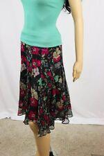 Lauren Ralph Lauren Georgette Floral Skirt~NWT~