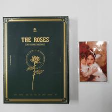 TWICE 2019 SEASON'S GREETINGS THE ROSES DVD Calendar Diary Special PhotoCard