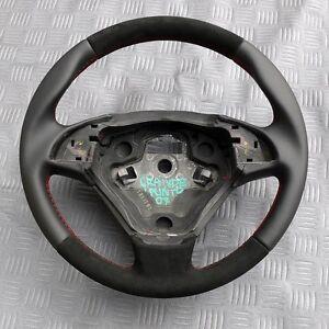LENKRAD für Fiat Grande Punto neubezogen.