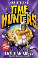 (Good)-Egyptian Curse (Time Hunters, Book 6) (Paperback)-Blake, Chris-0007514085