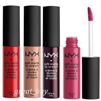 2 X NYX Soft Matte Lip Cream - Sealed - Pick any Shade !!!!