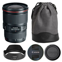 Canon EF 16-35mm f/4L IS USM Lens - 9518B002 BRAND NEW!