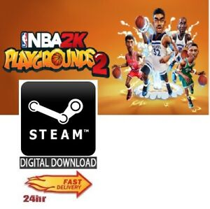 NBA Playgrounds 2 PC Steam **FAST DELIVERY**