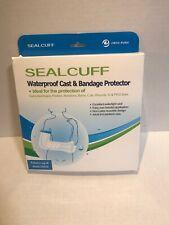 Sealcuff Waterproof Cast and Bandage Protector Pediatric Leg M Perfect Condirion
