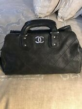 Chanel Caviar Outdoor Ligne Doctor Bag