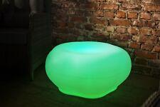 Luminatos 61 LED Sessel beleuchtet mit Farbwechsel Fernbedienung Akku Betrieb Le