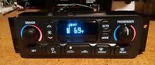 C5 CORVETTE CLIMATE CONTROL LCD HVAC A/C REPAIR SERVICE '97-'04