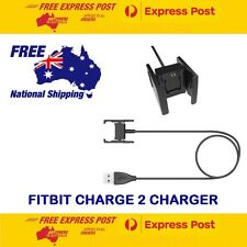 Replacement Battery Charger, for Fitbit Charge 2 USB Charging Cable AU