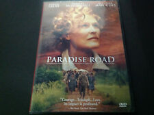 PARADISE ROAD (  DVD )  GLENN CLOSE  FRANCES MCDORMAND