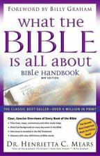 What the Bible Is All about Bible Handbook