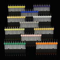 10x Pro 0.1-1.4 mm Mirco Carbide PCB Circuit Board CNC Drill Bit Engraving Tools