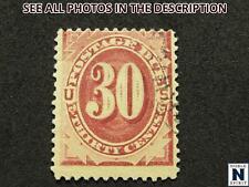 NobleSpirit No Reserve (Jms) Wonderful Us Bob J27 F-Vfu Postage Due =$225 Cv!