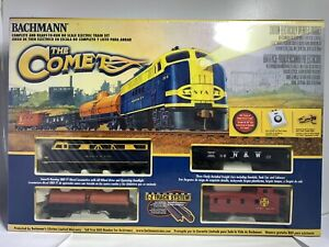 Bachmann HO Scale Comet Train Set 00671