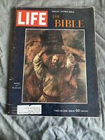 Life Magazine: December 25 1964 Special Double Issue THE BIBLE Vintage Ads
