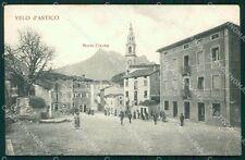 Vicenza Velo d'Astico cartolina QT2536