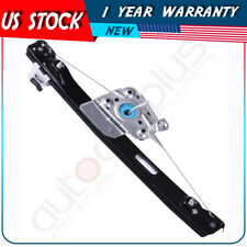 New Power Window Regulator fits BMW 328i 335i Sedan Rear Right without Motor
