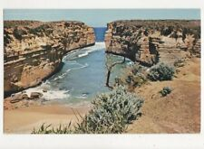 Loch Ard Gorge Port Campbell Australia Old Postcard 609a