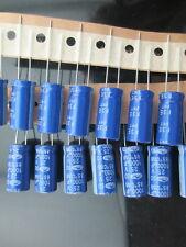 10pcs SAMWHA SD 25v 1000uf 10x20mm electrolytic Capacitor  85°C