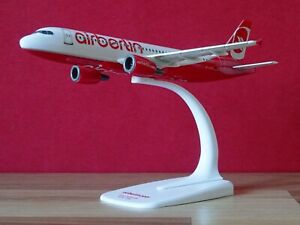 Air Berlin Modell A320-200 / 1:200 Limox Wings LX019 Flugzeug Airbus D-ABDQ