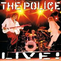 Live! by The Police CD 2 Discs - CONCERT/TOUR 80's