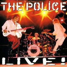 THE POLICE 2 CD SET..LIVE..STING..BEST OF..GREATEST HITS