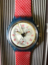 "SWATCH CHRONO ""JFK"" SCN103 NEW NEVER WORN, IN ORIGINAL BOX"