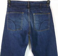 Men's Anchor Blue Easy Fit Jeans 32.5 x 28.5 VG to EUC! Intl Ok