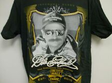 Dale Earnhardt # 3 2010 Nascar Hall Of Fame Inaugural Class Tee Shirt - XL