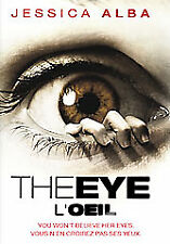 The Eye (DVD, 2008, Canadian; French Version; Widescreen)