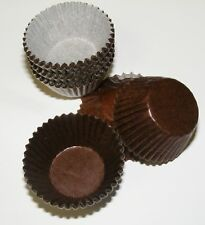 120 chocolate glassine petit four /truffle/sweet cases