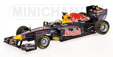 Red Bull Renault RB7 S.Vettel  GP 2011 world champion  410110001 Minichamps 1/43
