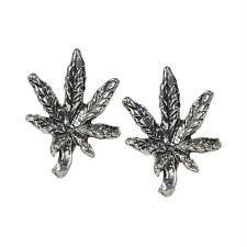 Stud Earrings Pot/Cannabis Leaves