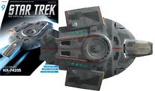 DEFIANT - Deep Space 9 Star Trek - Metall Modell Diecast - englisch Eaglemoss