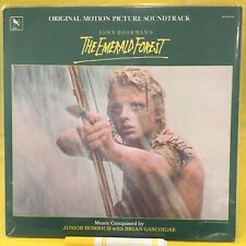 The Emerald Forest Soundtrack LP