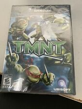 Tmnt gamecube nintendo (us) usa ntsc-u brand new factory sealed