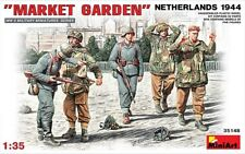 MINIART 35148 - 1/35 WWII FIGURENSATZ MARKED GARDEN - NIEDERLANDE 1944 - NEU