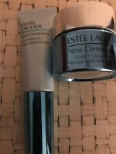 ESTÉE LAUDER NEW DIMENSION EXPERT LIQUID TAPE & SCULPT & GLOW MASK  NEW