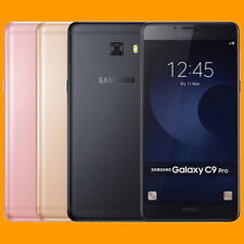 "Samsung Galaxy C9 Pro SM-C9000 6/64GB 16MP FM 6"" Dual SIM 4G Android Smartphone"