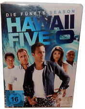 Hawaii Five O (5-0) - komplette Staffel/Season 5 [DVD]Deutsch(e) Version,Schuber