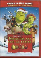 Shrekkati per le feste (2008) DVD